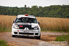 Equipage n°41<br /> <br /> MICHEL GROSJEAN François <br /> PEROUF Charlotte <br /> <br /> Renault Clio RS