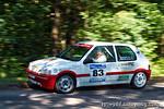 Equipage n�83  CORBERAND Yoan  CHRETIEN Jerome   Peugeot 106 XSI