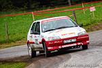 Equipage n�102  CORBERAND Yoan  CHRETIEN J�r�me   Peugeot 106 Xsi