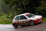 Equipage n�97  CORBERAND Yoan  CHRETIEN J�r�me   Peugeot 106 XSI